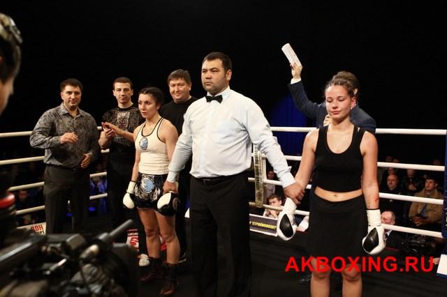 Юлия Березикова поднялась на 16 место в мировом боксерском рейтинге (1)