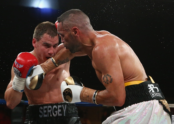 Сергей Рабченко впервые проиграл на профессиональном ринге (1)
