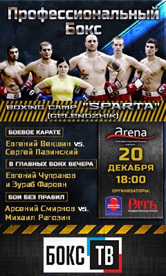 Вечер бокса, смешанных единоборств и карате в Екатеринбурге (1)
