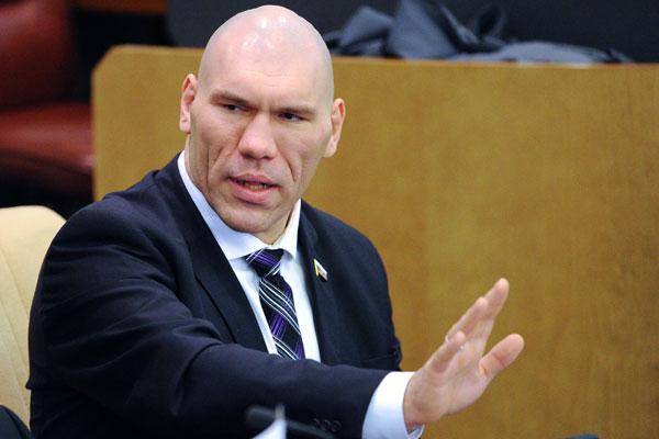 Николай Валуев против реванша Александра Поветкина и Владимира Кличко (1)