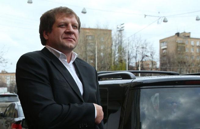 Александр Емельяненко сыграет свадьбу в СИЗО (1)