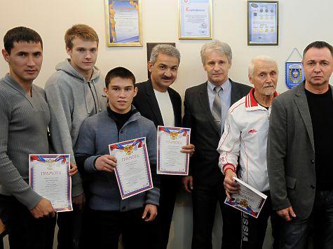 Крымские боксеры успешно вливаются в российский спорт (1)