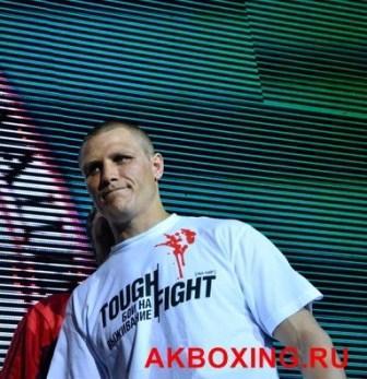 Дмитрий Сухотский: Стевенсон выглядел нервным и не готовым к бою (1)