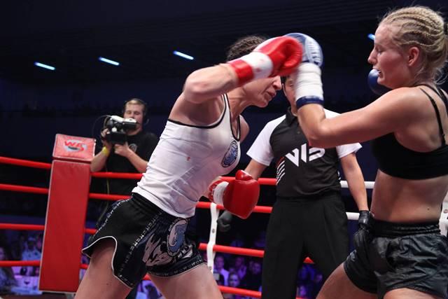 Юлия Березикова стала чемпионкой мира по версии W5 в кикбоксинге (1)