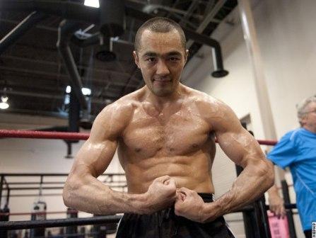 Бейбут Шуменов намерен стать чемпионом Мира в тяжелом весе (1)