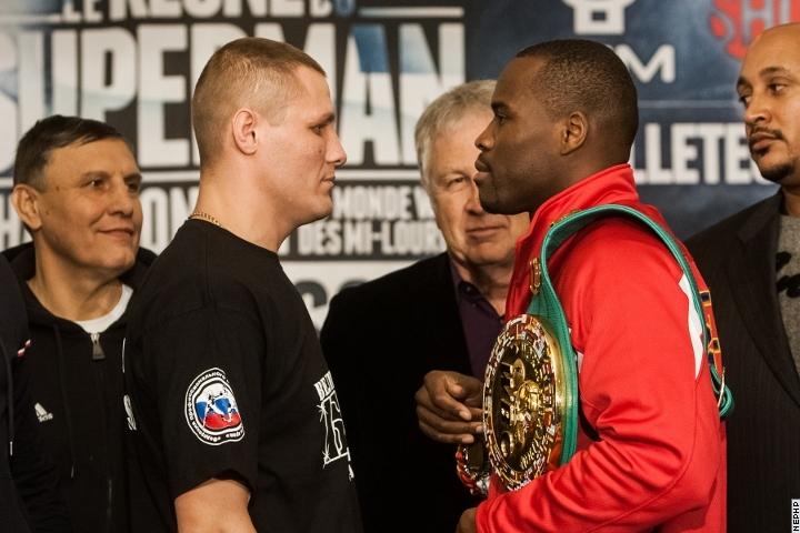 Дмитрий Сухотский обратился к любителям бокса из Канады (1)