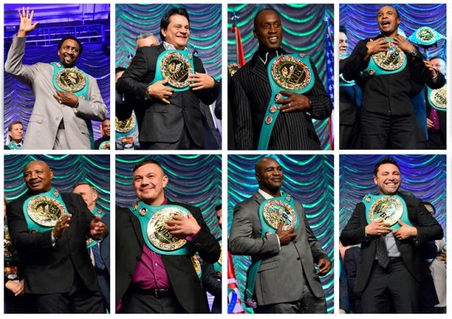 Девять чемпионов Мира раскрыли секреты своих нокаутов! (1)