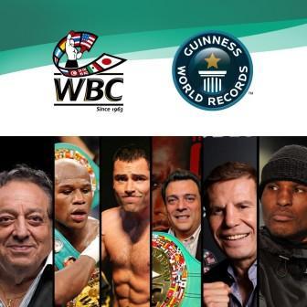 Ночь мировых рекордов WBC в Лас-Вегасе (1)
