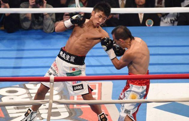 Наоя Иноуэ в восьмом бою стал двукратным чемпионом Мира (1)