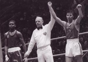Игорь Ружников - тот самый парень, побивший Роя Джонса (1)