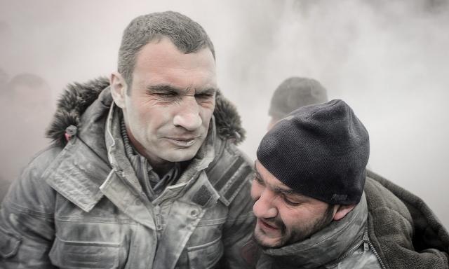 Виталий Кличко: Быть мэром сложнее, чем чемпионом по боксу (1)
