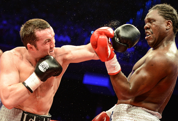 """Кто самый сильный боксер """"крузервейта""""? (1)"""