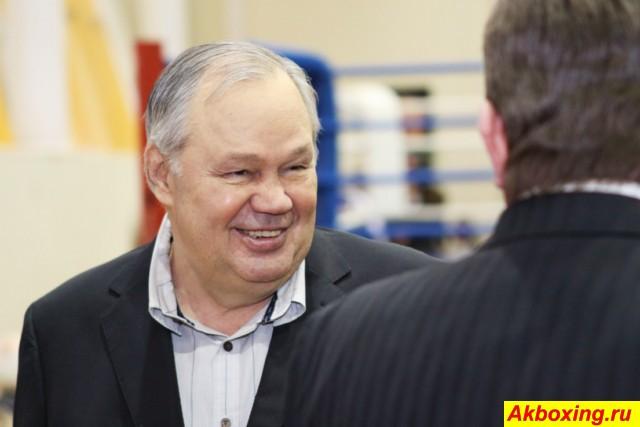 Территория Бокса: Виктор Агеев (2)
