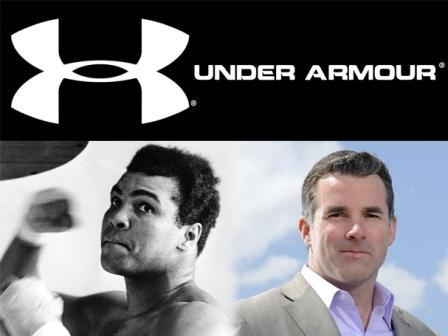 Спортивная марка Under Armour начала сотрудничать с Мухаммедом Али (1)