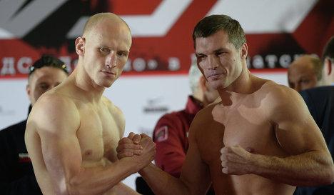 Григорий Дрозд и Кшиштоф Влодарчик готовятся к реваншу (1)
