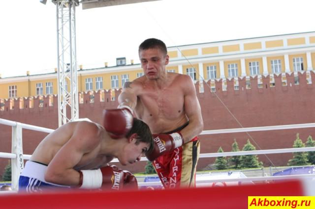 Под Дебальцево погиб профессиональный боксер Федор Муштранов (2)