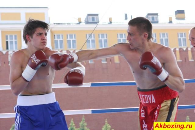 Под Дебальцево погиб профессиональный боксер Федор Муштранов (3)