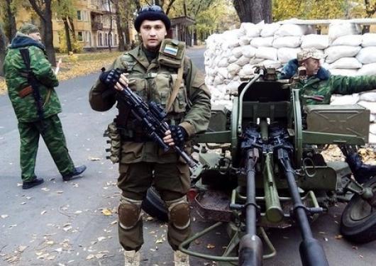 Под Дебальцево погиб профессиональный боксер Федор Муштранов (1)
