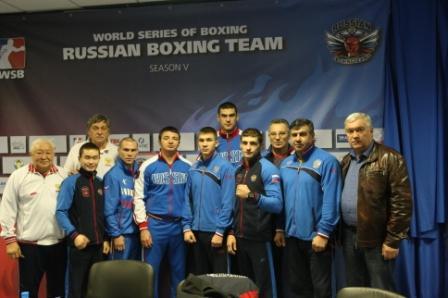 WSB: Сборная России разгромила сборную Марокко со счетом 5-0 (1)