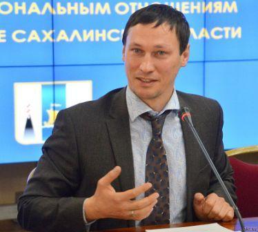 Олег Саитов ушел с поста министра спорта Сахалина (1)