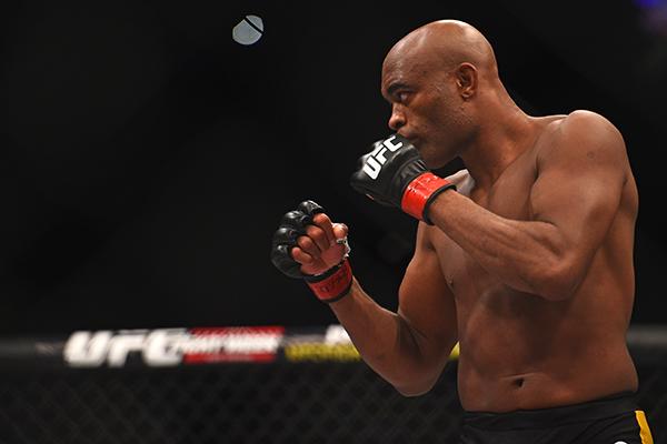Андерсон Сильва - допинговый крах легенды UFC (1)