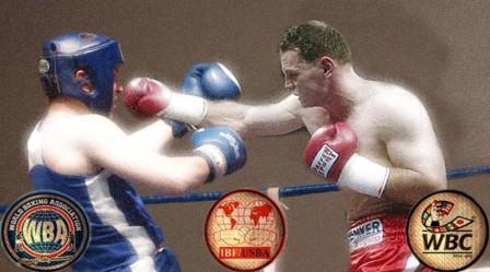 WBA, IBF, WBO и WBC объявили войну AIBA (1)