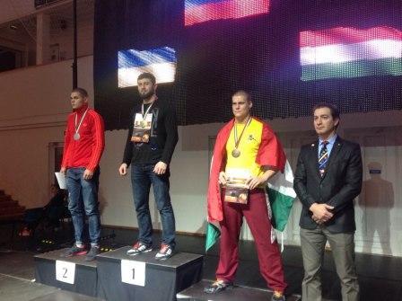 Заурбек Башаев выступит на турнире ACB-14 в Грозном (1)