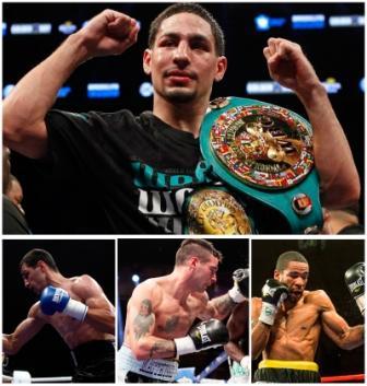 WBC разрешил Дэнни Гарсии бой с Ламонтом Петерсоном (1)
