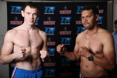 Егор Мехонцев в первом раунде расправился с Марцело Леандро Да Силвой  (1)