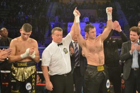 Игорь Михалкин защитил звание чемпиона Европы в полутяжёлом весе (1)