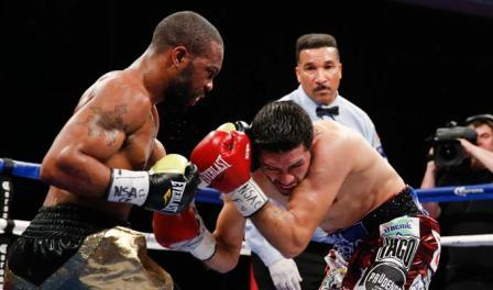 Гари Расселл-младший стал чемпионом Мира WBC в полулегком весе (1)