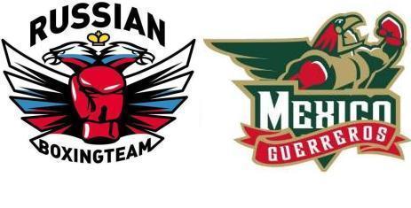 Прямая трансляция WSB: Сборная России – сборная Мексики (1)