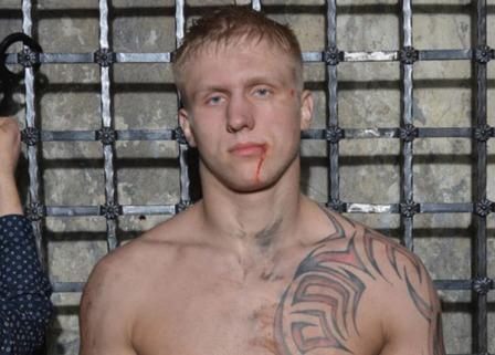 В Санкт-Петербурге убит боец смешанных единоборств Иван Станин (1)