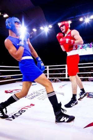 В Тюмени прошла Международная матчевая встреча по боксу Россия – Куба (1)