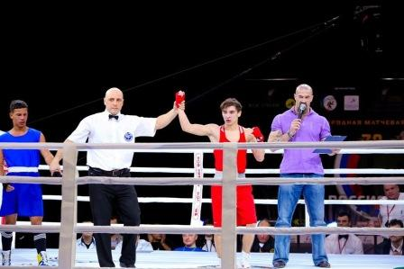 В Тюмени прошла Международная матчевая встреча по боксу Россия – Куба (3)