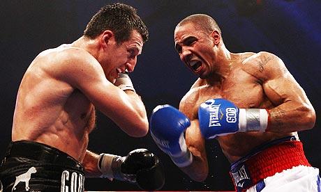 WBA обязала Карла Фроча провести бой с Андрэ Уордом (1)
