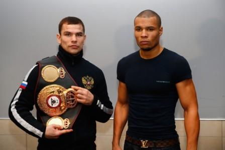 Дмитрий Чудинов проиграл Крису Юбенку-младшему (1)