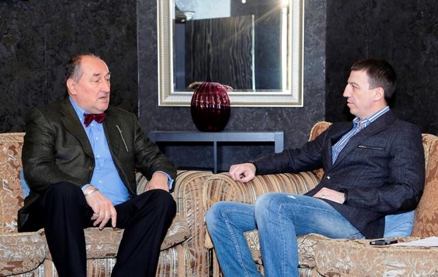 Актер Борис Клюев: У меня была кличка «Интеллигент»! (2)
