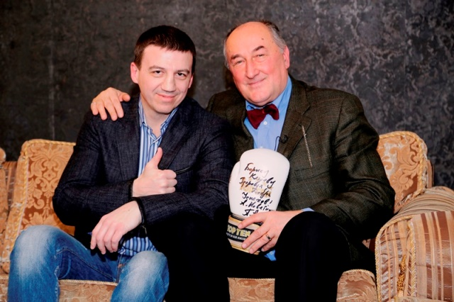 Актер Борис Клюев: Сыграть Терминатора достаточно просто! (1)