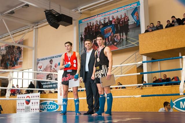 В Севастополе прошел розыгрыш Кубка города по тайскому боксу (1)