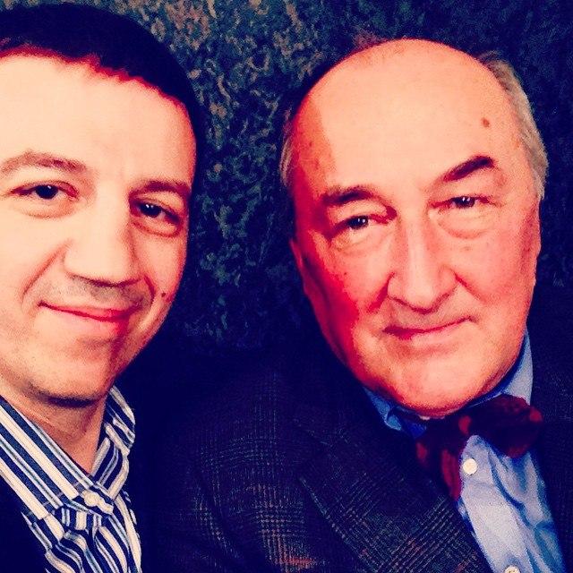 Анонс: Боксер и Борис Клюев (1)