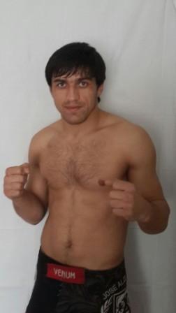 Российский боец Магомед Мустафаев дебютирует в UFC (1)