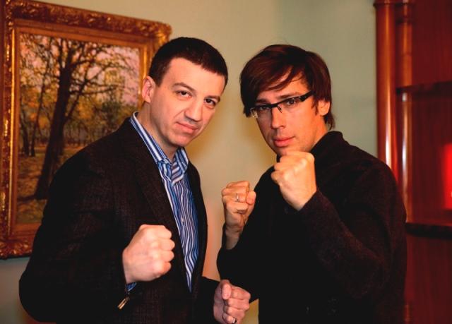 Максим Галкин: Я бы вот Жириновскому накостылял!  (1)
