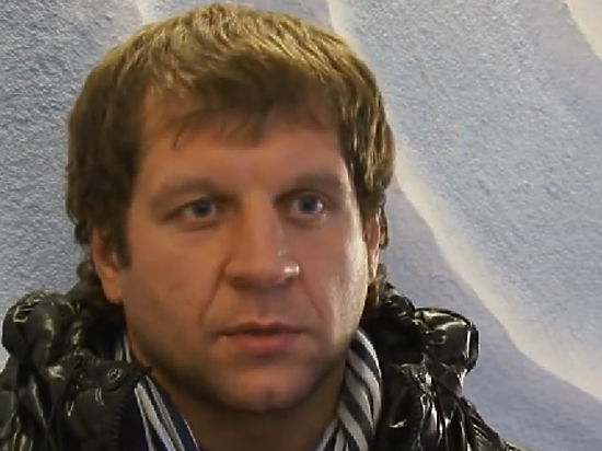 Александр Емельяненко женился в СИЗО «Бутырка» (1)