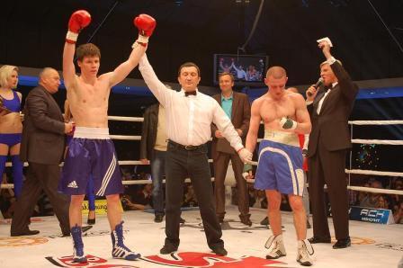 Результаты шоу профессионального бокса «Малая Земля» (1)