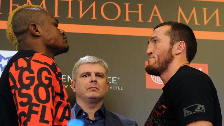 Кто победит в бою Денис Лебедев - Йоури Каленга? (1)