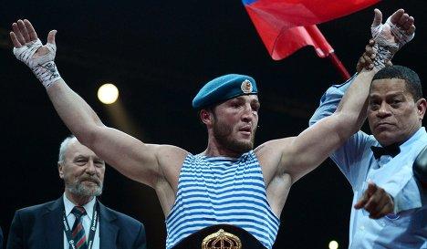 Денис Лебедев: Это был первый нокдаун в моей карьере (1)