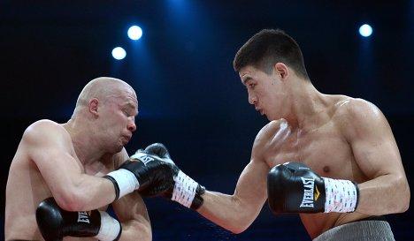Дмитрий Бивол нокаутировал Константина Питернова в третьем раунде (1)