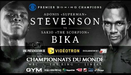 Прямая трансляция: Стивенсон - Бика, Бетербиев - Кампильо (1)