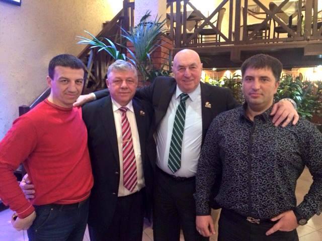 Встреча руководства WBC в Ногинске (1)